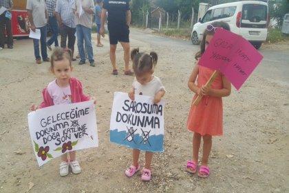 Saros'uma dokunma mitingi 10 Temmuz'da Keşan'da