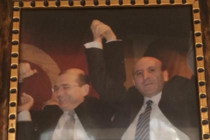 Sedat Peker, 'eski sağ kolum' dediği Erdal Aras ile Süleyman Soylu'nun fotoğrafını paylaştı