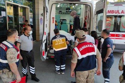 Siirt'te insan kaçakçıları jandarmayla çatıştı: 2 ölü, 10 yaralı