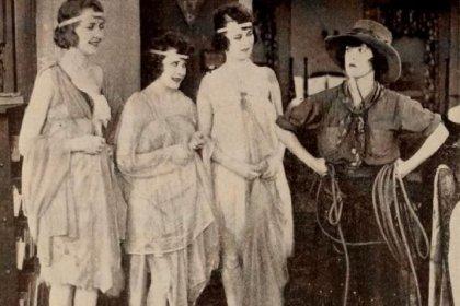 'Sinemanın İlk Edepsiz Kadınları' Kundura Sinema'da