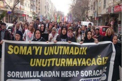 Soma davası| Sanıkların SEGBİS ile katılmasına aileler tepki gösterdi: 'Biz geliyorsak, katiller de buraya getirilsin'