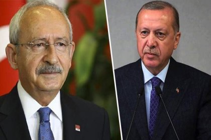 Son anket: Kılıçdaroğlu, Erdoğan'ın 7 puan önünde