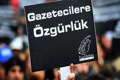 Şubat ayında 30 basın emekçisi yargılandı, 8 basın emekçisi, gözaltına alındı, 7 gazeteciye hapis cezası verildi