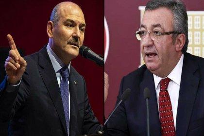 Süleyman Soylu'dan CHP'li Engin Altay'a: 'Sizi 15 Temmuz'dan beter yaparız'