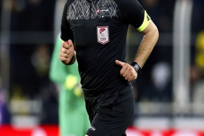Süper Lig'de 20. haftanın hakemleri belli oldu