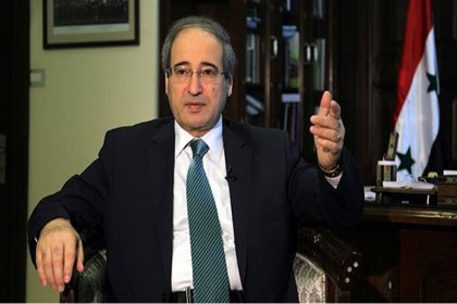 Suriye Dışişleri Bakanı Mikdad: Türkiye'nin topraklarımızdan çekilmesinin vakti geldi