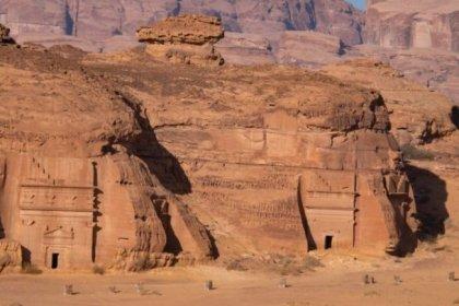 Suudi Arabistan'daki arkeolojik sit alanı 2 bin yıl sonra halka açıldı