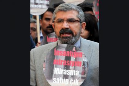 Tahir Elçi cinayeti davasının 2. duruşması 3 Mart'ta görülecek: 'Cinayet cezasız kalmamalı'