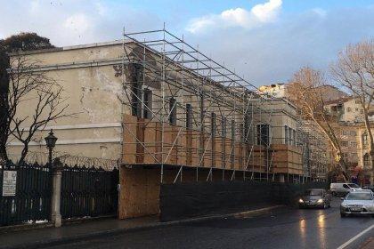 Tarihi binanın yıkım kararının iptali için başvuruda bulunan İBB'ye skandal yanıt: 'İBB erkekse şikayetini üst kurula yapsaydı'