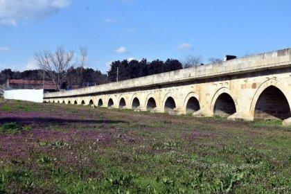 Tarihi Uzunköprü'nün toprak altında kalan ayakları kazıyla gün yüzüne çıkarılacak