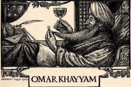 'Tarihin en muhteşem kitabı': Ömer Hayyam'ın 'Rubailer'i