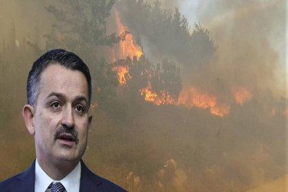 Tarım ve Orman Bakanlığı, yangınla mücadele bütçesini beşte bire indirirken itibardan tasarruf etmedi: Makam araçlarına 7.2 milyon liralık ödeme