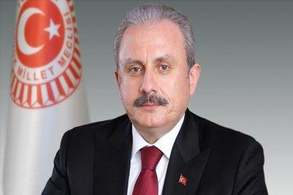 TBMM Başkanı Prof. Dr. Mustafa Şentop'dan TBMM'nin açılışının 101. yılı mesajı