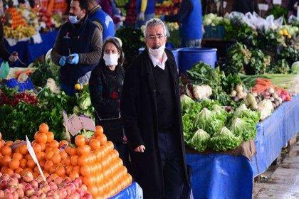 Temel gıda fiyatları 1 yılda yüzde 44,7 oranında arttı