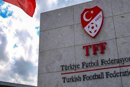 TFF'den 'hakem hataları' açıklaması
