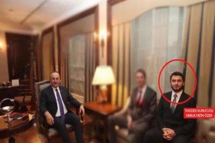 Thodex'in kurucusuyla fotoğrafı çıkan Çavuşoğlu'ndan açıklama: Tanımıyorum