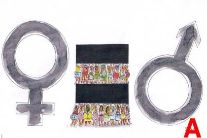 Toplumsal Cinsiyet Eşitliği Karikatür Yarışması'nda finalistler belli oldu