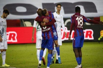 Trabzonspor, Konyaspor'u 3-1 mağlup etti