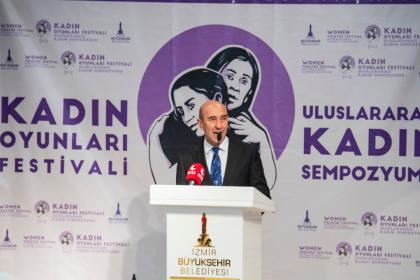 Tunç Soyer: Kadına karşı şiddetin çözüm yolunu ortak mücadeleyle bulacağız