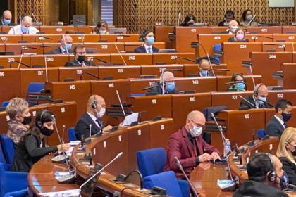 Tunç Soyer Strazburg'da konuştu: Sosyal demokrasinin tanımını güncellemeliyiz