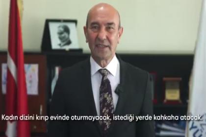 Tunç Soyer'den 'İstanbul Sözleşmesi' açıklaması: Sözleşmenin kazanımlarını, yerel yönetimlere yüklediği sorumlulukları tüm politikalarımızda gözeteceğiz