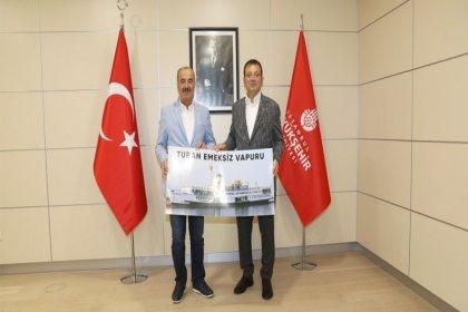 Turan Emeksiz Vapuru müze yapılması için İBB'ye devrediliyor