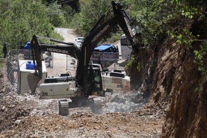 Ulaştırma ve Altyapı Bakanlığı'ndan İkizdere açıklaması: Bölge halkının endişe etmesini gerektirecek bir durum yok