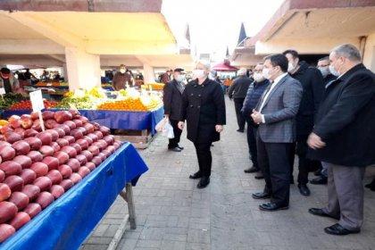 Uzunköprü Belediyesi'nden 'halk pazarı' açıklaması