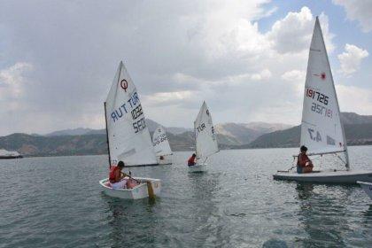 Van Gölü Türkiye Şampiyonası'na hazırlanıyor