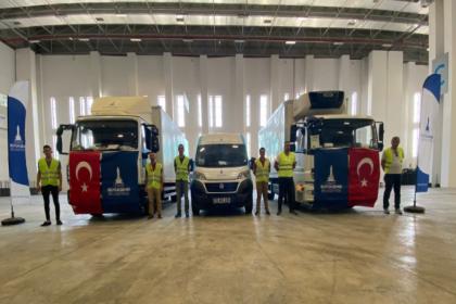 Van'daki sel felaketine İzmir'den destek