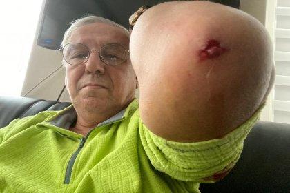 Yeniçağ Ankara Temsilcisi Orhan Uğuroğlu'na saldırı: '''MHP'yi eleştirme, ülkücüler bunun hesabını sorar' dediler''