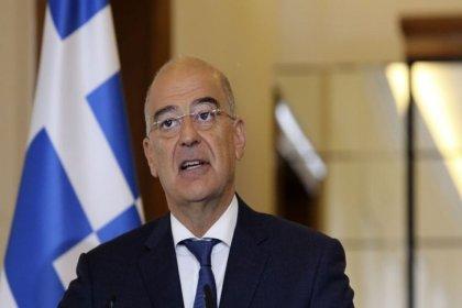 Yunanistan Dışişleri Bakanı Dendias'tan ABD ile yaptıkları savunma anlaşmasına ilişkin açıklama