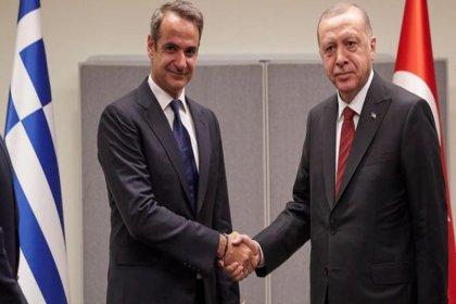 Yunanistan yalanlama: Miçotakis ve Erdoğan arasında planlanan bir görüşme yok