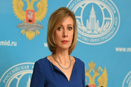 Zaharova: Rusya, ABD'nin de dahil olduğu hasım ülkeler listesi hazırlıyor