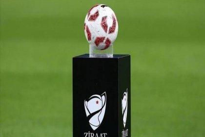Ziraat Türkiye Kupası 2. Eleme Turu eşleşmeleri belli oldu