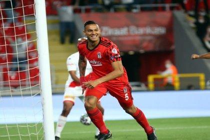 Ziraat Türkiye Kupası Beşiktaş'ın:  Antalyaspor 0 - 2 Beşiktaş
