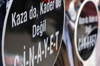 Zonguldak'ta iş cinayeti