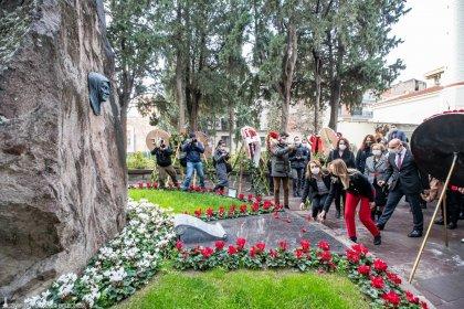 Zübeyde Hanım ölüm yıl dönümünde anıldı